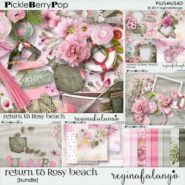 Rosy Beach5 pv